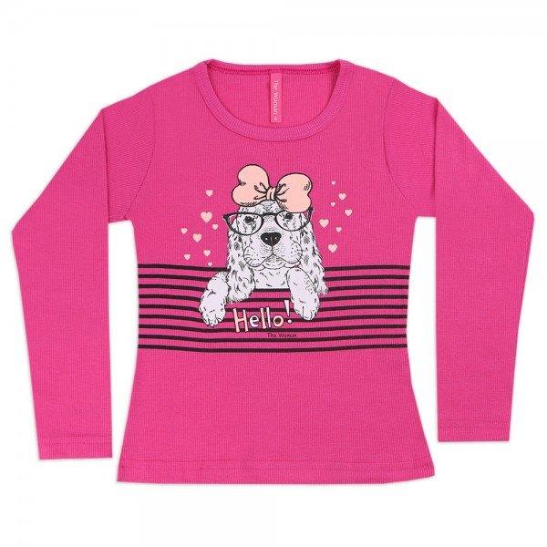 101 pink blusa