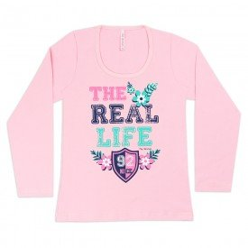 4201 rosa blusa