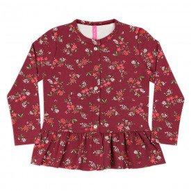 5124 vermelho blusa