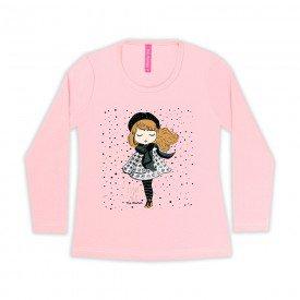 4105 rosa blusa