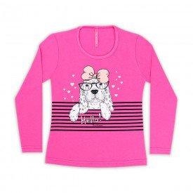 4105 pink blusa