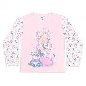 4078 rosa blusa