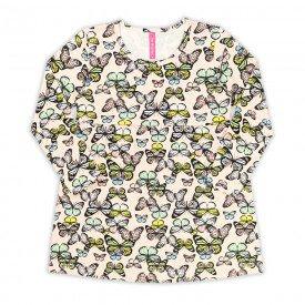 5164 borboletas vestido