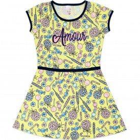 1044 vestido amarelo